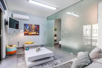 Χαλί Shaggy σε νέα οικία στα Εξάρχεια (Αθήνα)